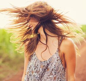 Volles und schönes Haar mit SensiHair
